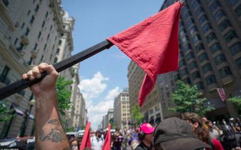 1.Mai_Rote Fahne