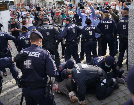 Versammlungsfreiheit_Wien