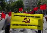 Der proletarische Internationalismus stand im Zentrum der Demonstration