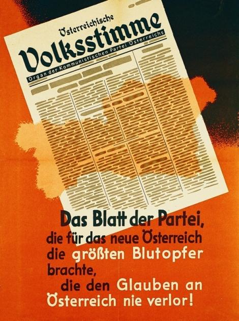Österreichische Volksstimme - Das Blatt der Partei